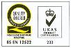QSS/UKAS logo