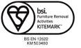 BSI Kitemark scheme logo