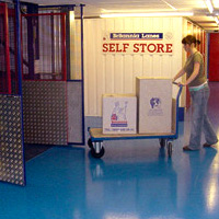 self store trolley